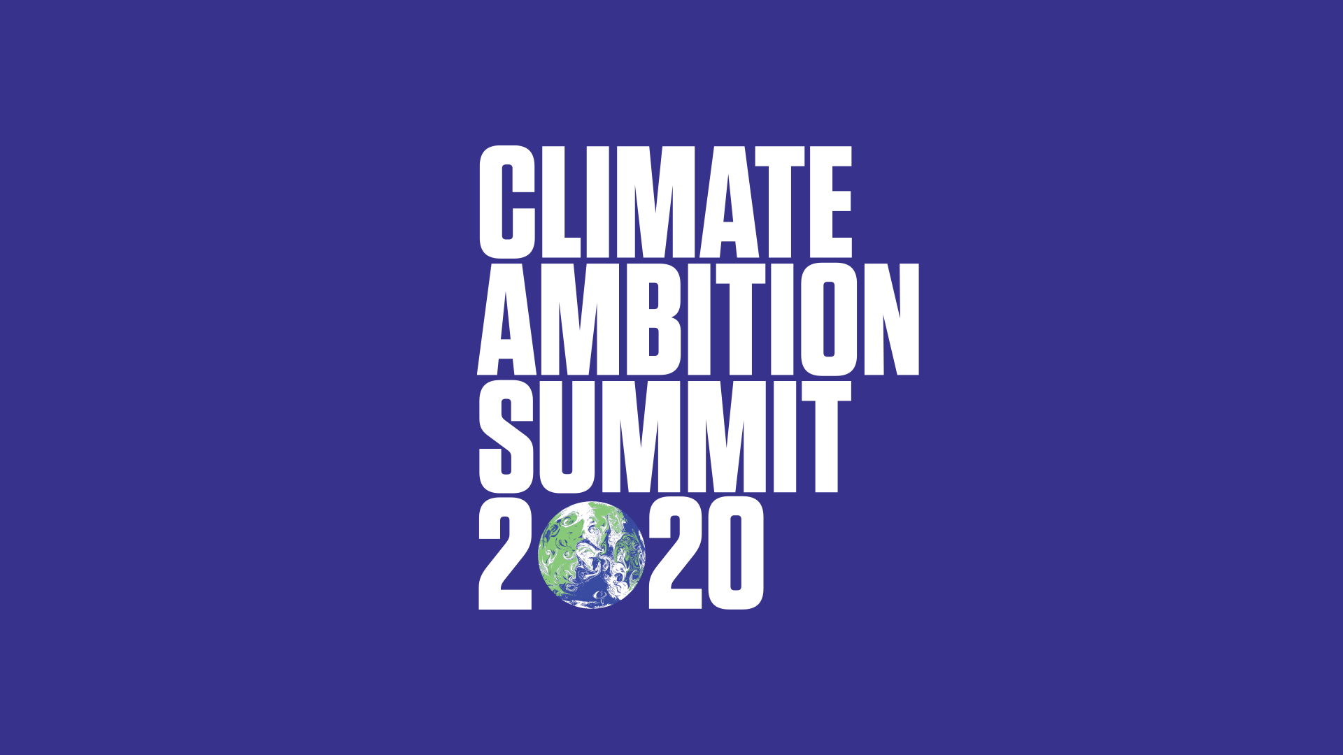 climate ambition summit